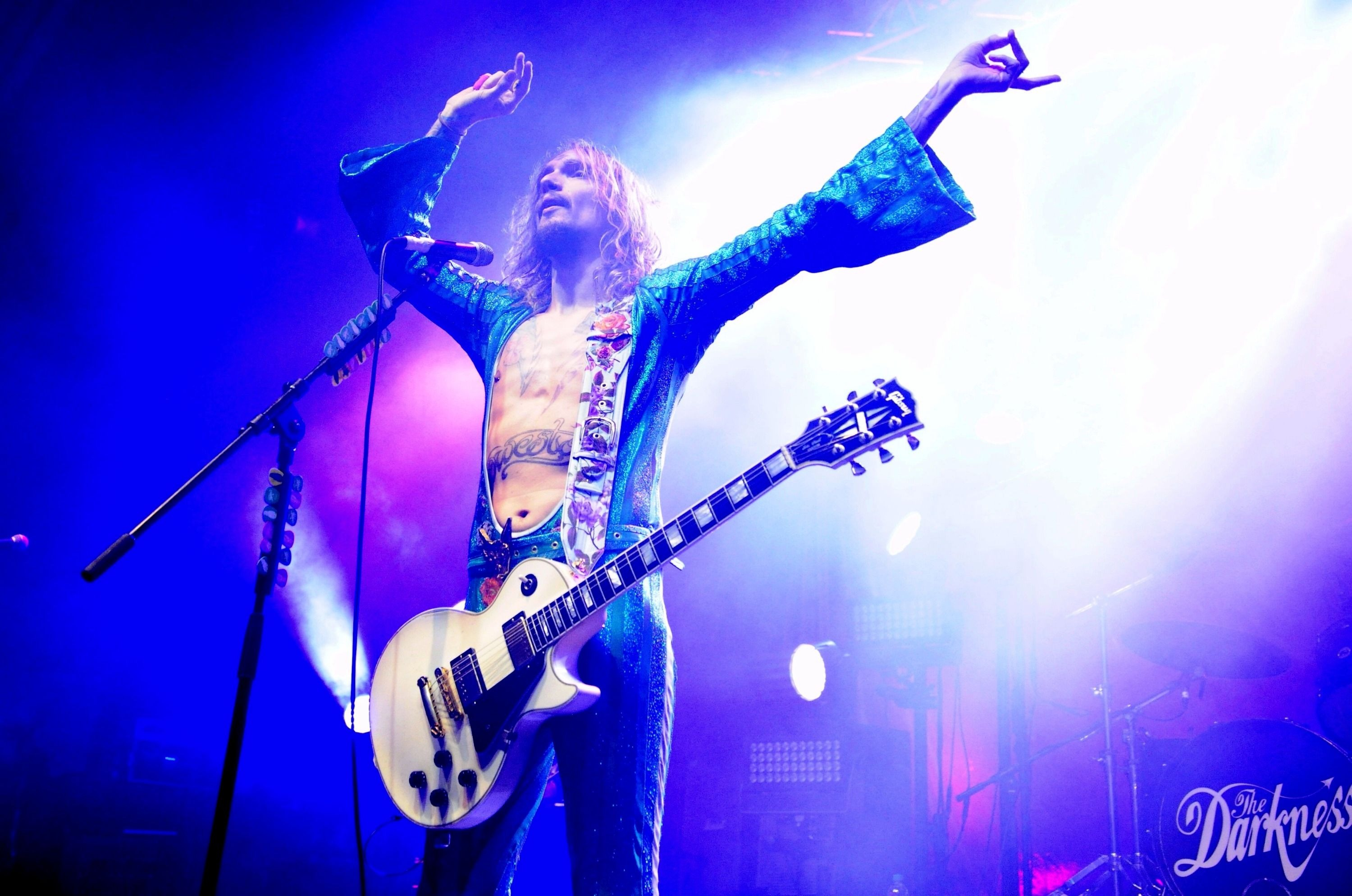 The Darkness @ o2 Academy, Newcastle