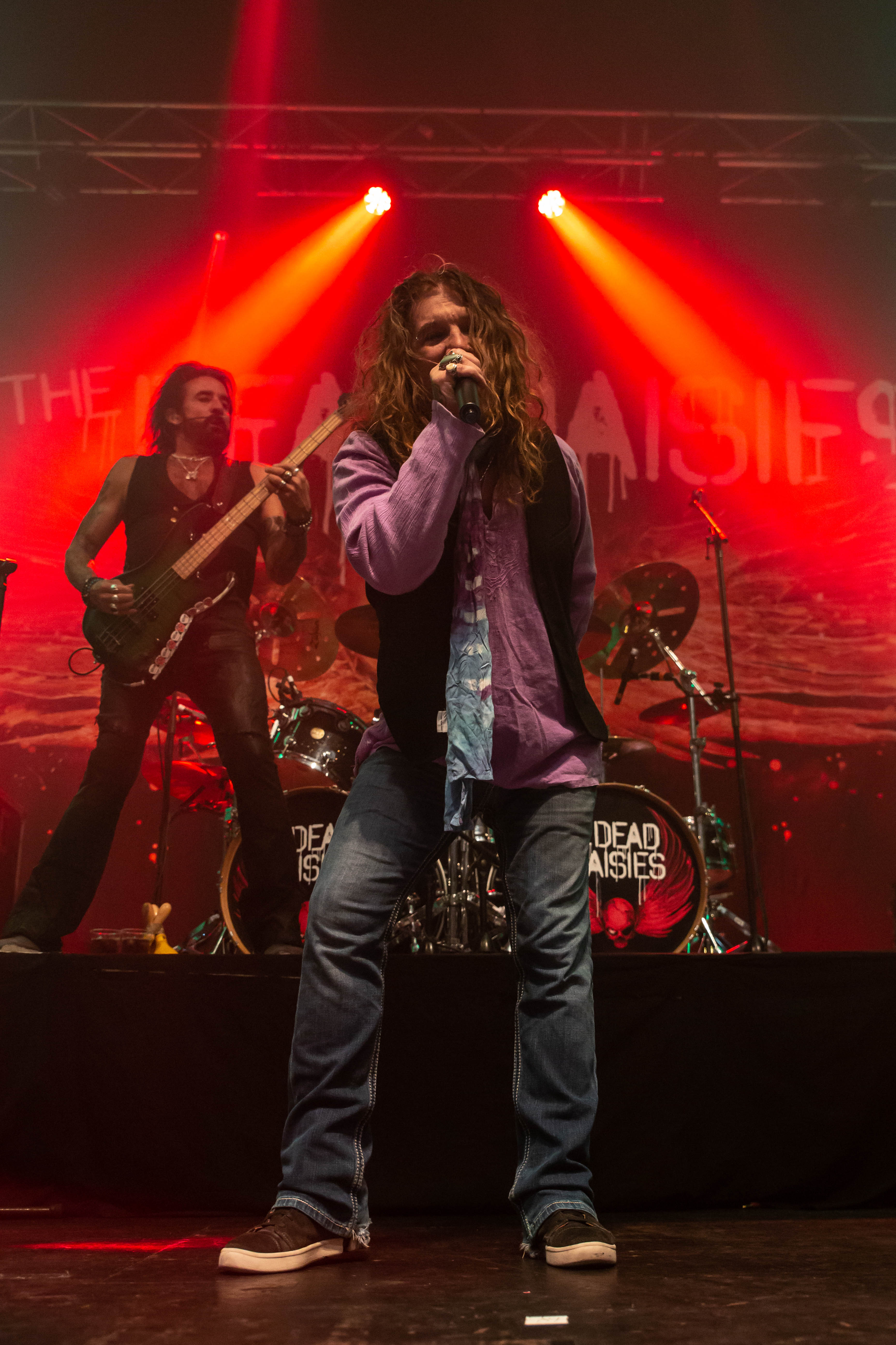The Dead Daisies Newcastle