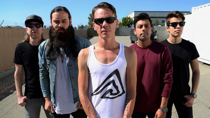 the red jumpsuit apparatus melbourne review